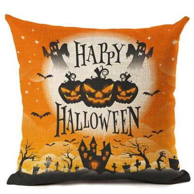 Witch Halloween Pillows Cover Pillow Cover MoonChildWorld 450mm*450mm No-12