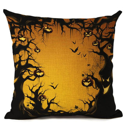 Witch Halloween Pillows Cover Pillow Cover MoonChildWorld 450mm*450mm No-8