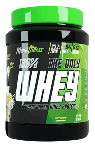 The Only Whey / • 1Kg