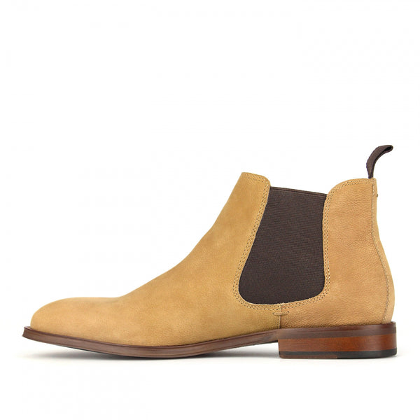 WILDFIRE LEATHER CHELSEA BOOTS