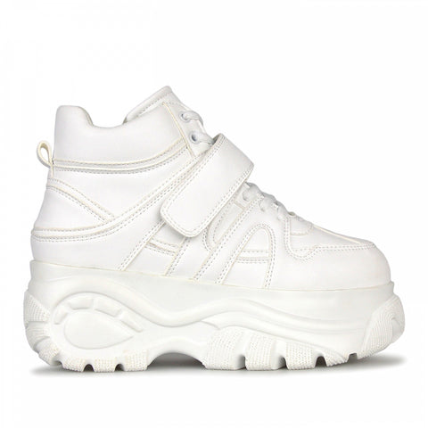 BALLER CHUNKY PLATFORM FASHION SNEAKERS