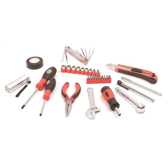 ToolPRO Glove Box Tool Wallet - 42 Piece