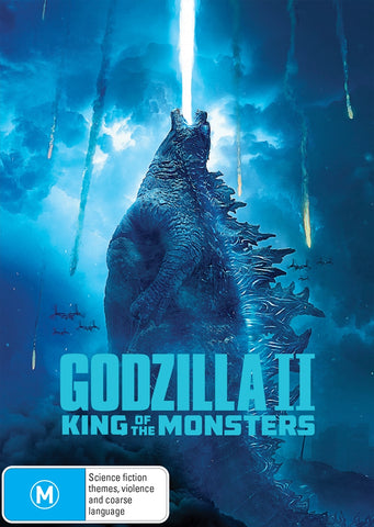 Godzilla 2 - King Of The Monsters DVD