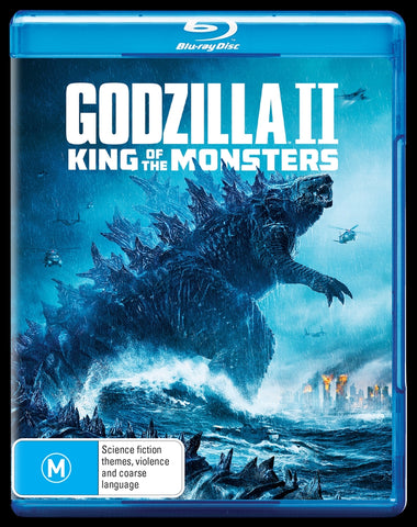 Godzilla 2: King Of The Monsters Blu-ray