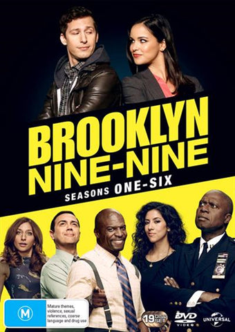Brooklyn Nine-Nine - Season 1-6 DVD