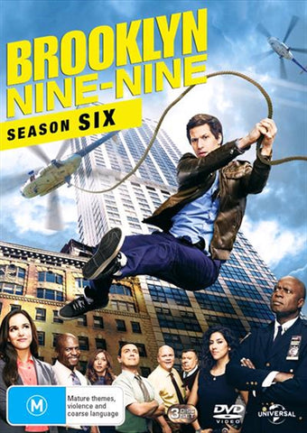 Brooklyn Nine-Nine - Season 6 DVD