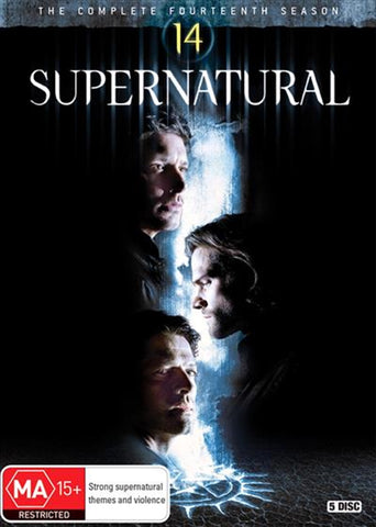 Supernatural - Season 14 DVD