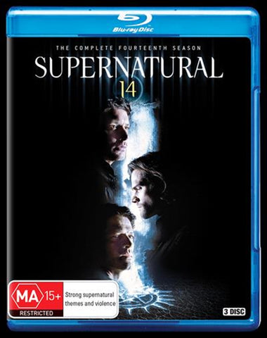 Supernatural - Season 14 Blu-ray