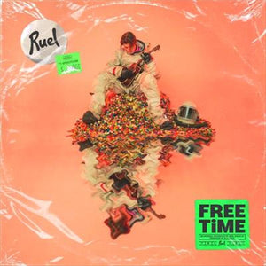 Free Time EP Ruel  CD