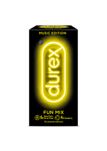 Durex Music Fun Mix