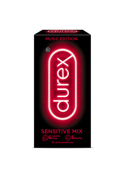 Durex Music Sensitive Mix