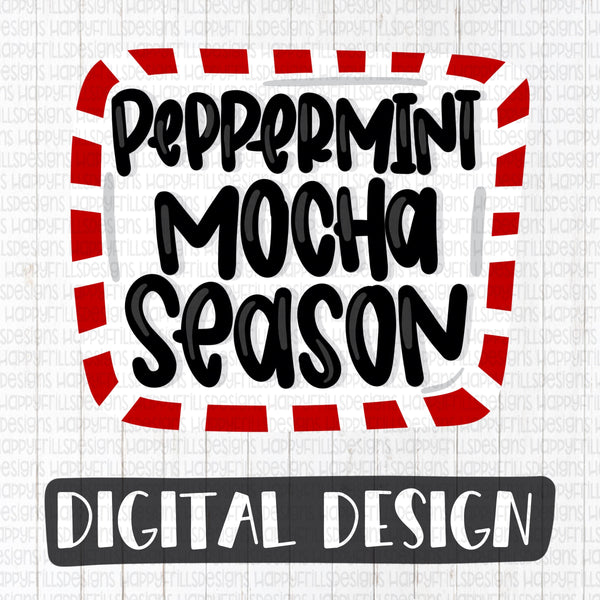 Peppermint Mocha Season