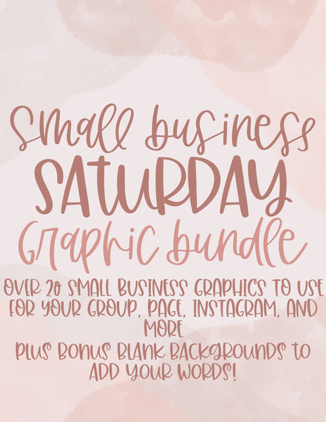 Small Business Graphic Bundle