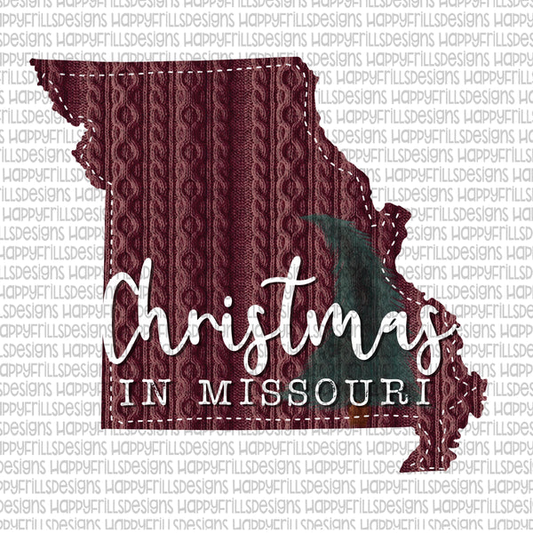 Christmas in Missouri