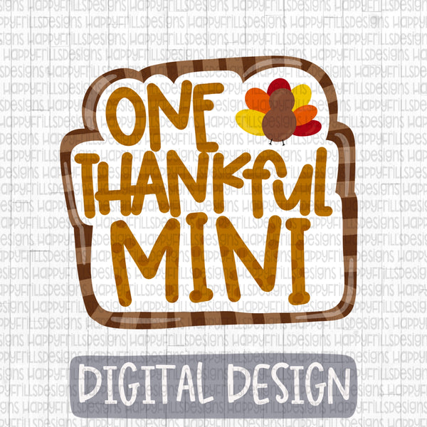One Thankful Mini