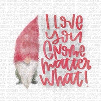 I love you Gnome matter what!