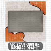 Blank Business Graphic