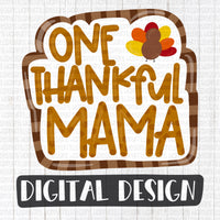 One Thankful Mama