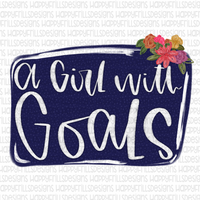 A Girl With Goals