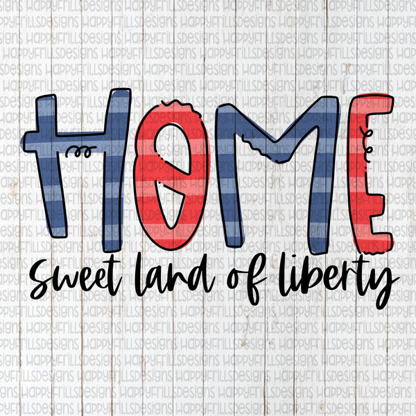 Home (Sweet Land Of Liberty)