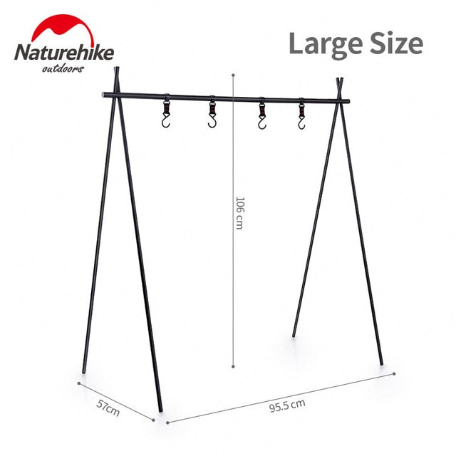 Camping Equipment Hanging Rack 500g