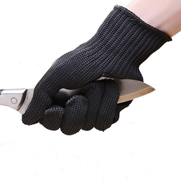 1Pair Anti-cut Gloves Outdoor Camping