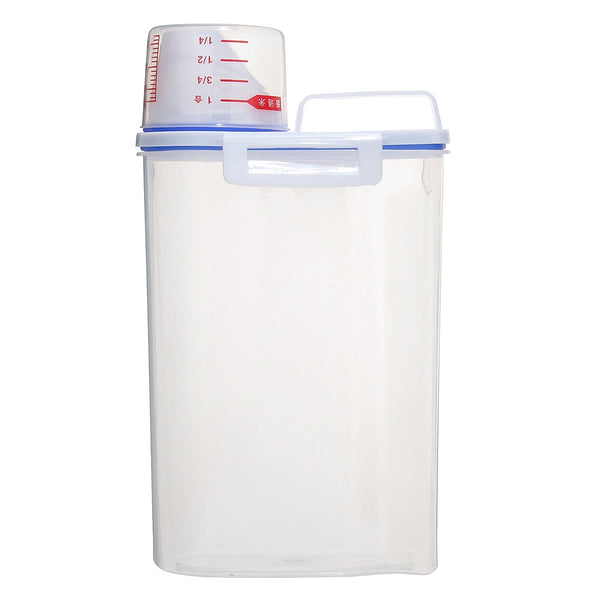 2 kg Pet Food Storage Container