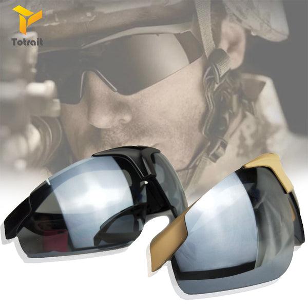 Totrait Tactical Goggles UV400 Protections Daisy C1 Airsoft sunglasses
