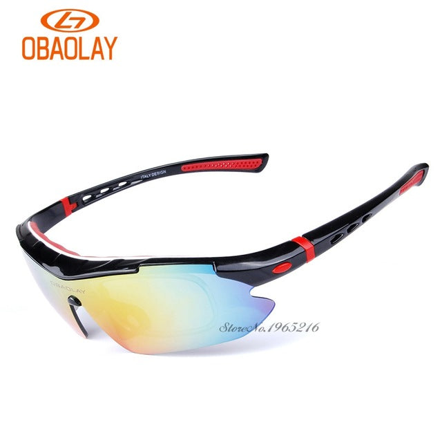 Professional Polarized Tactical Military Glasses - UV Sunglasses
