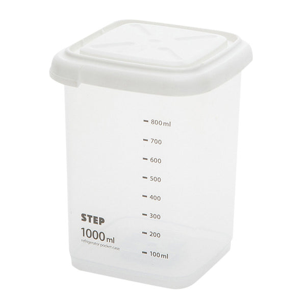 Storage Box Plastic Cereal /Food Grain Container Box