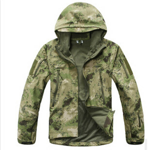 14colors Men Army Camouflage  Airsoft Tactical Clothing Outdoors