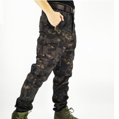 Military Tactical Army Fight Pants - Waterproof Long Trousers