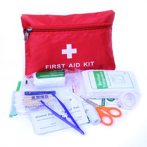 First Aid Kit Bag Outdoor Camping Sport Emergency Medical Bag Health care Survival Kit