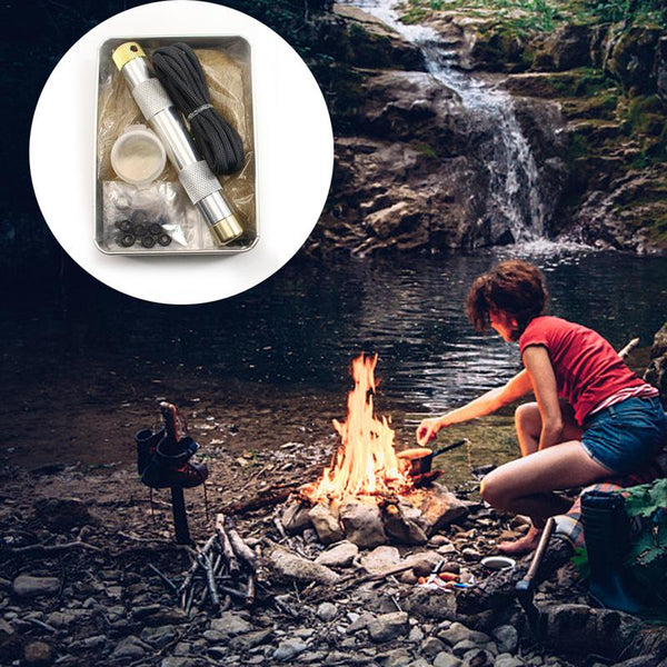Survival Igniter Outdoor Camping Fishing Mountaineering Equipment