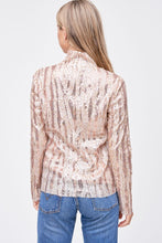 Load image into Gallery viewer, ELAYNE SEQUIN TOP