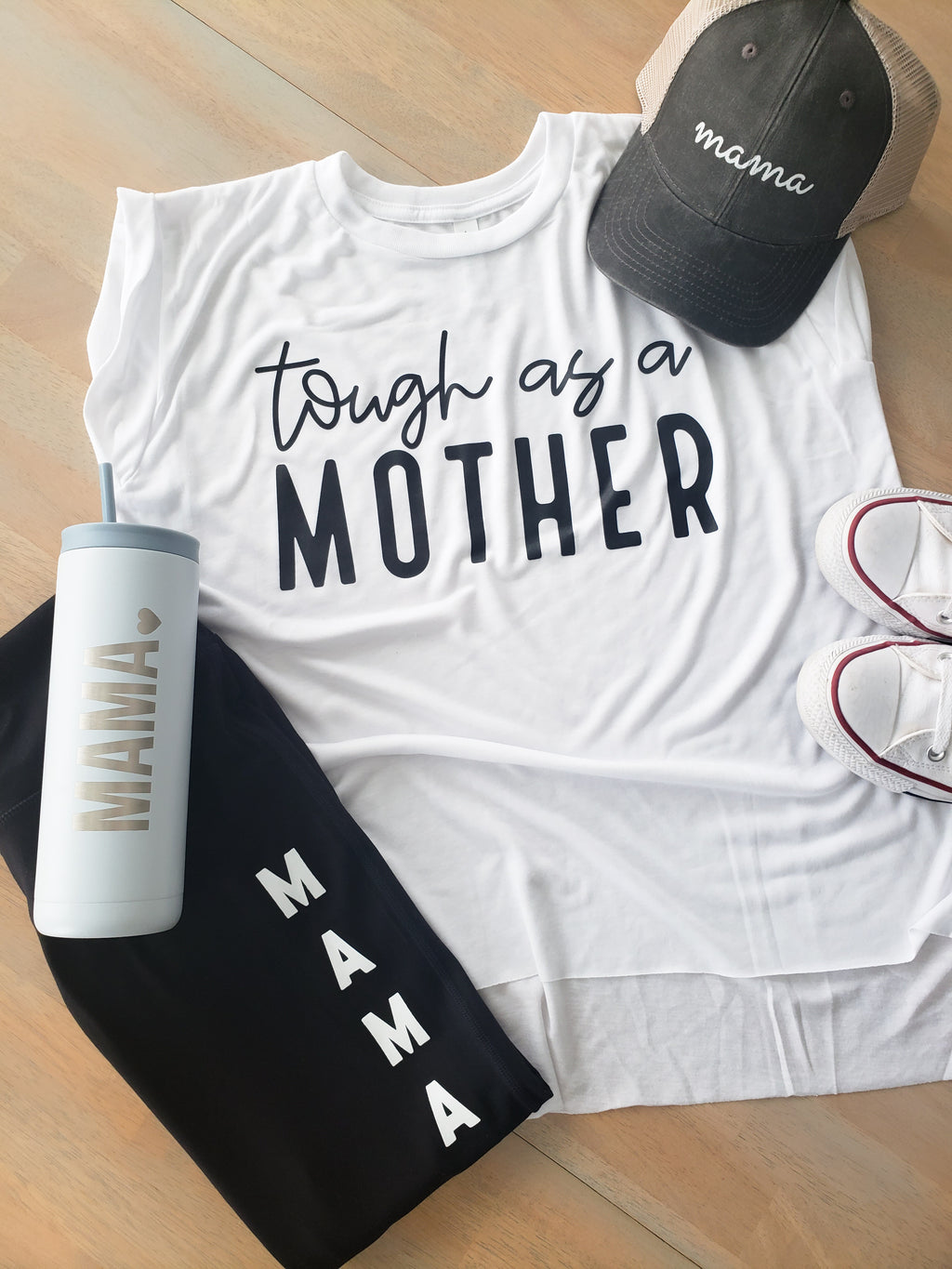 Tough as a Mother Muscle Tee