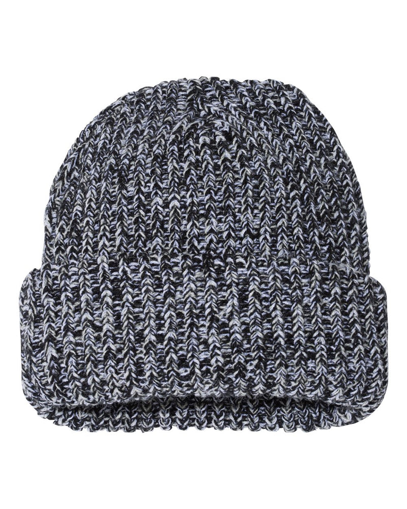 Chunky Knit Hat - hats