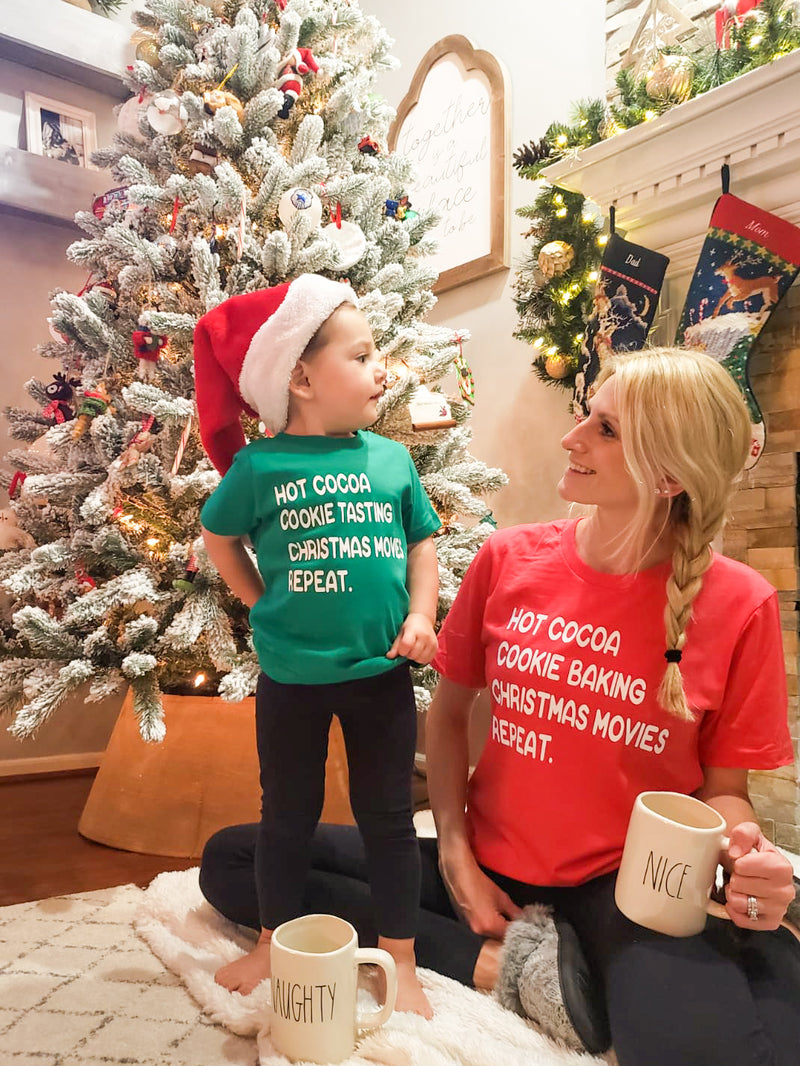 Christmas Matching Mommy and Me