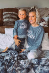 Let's Cuddle Mommy and Me Sweatshirts