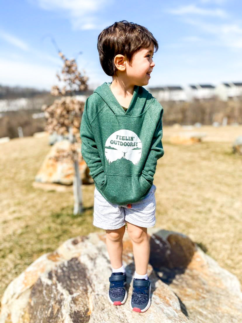 Feelin' Outdoorsy Toddler Sweatshirt