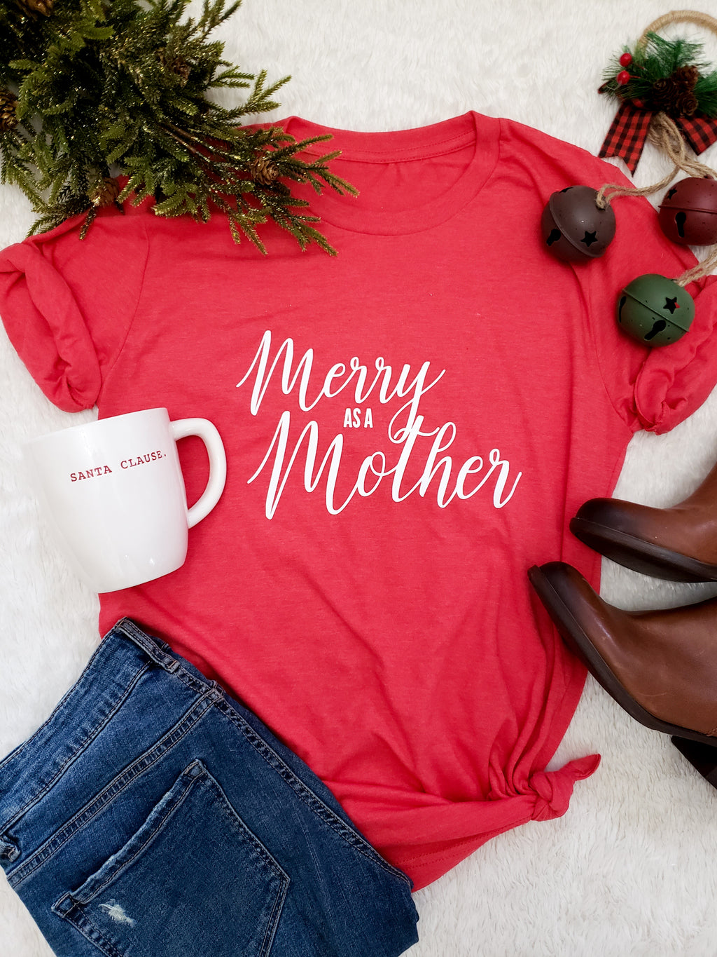 Merry As A Mother Tee