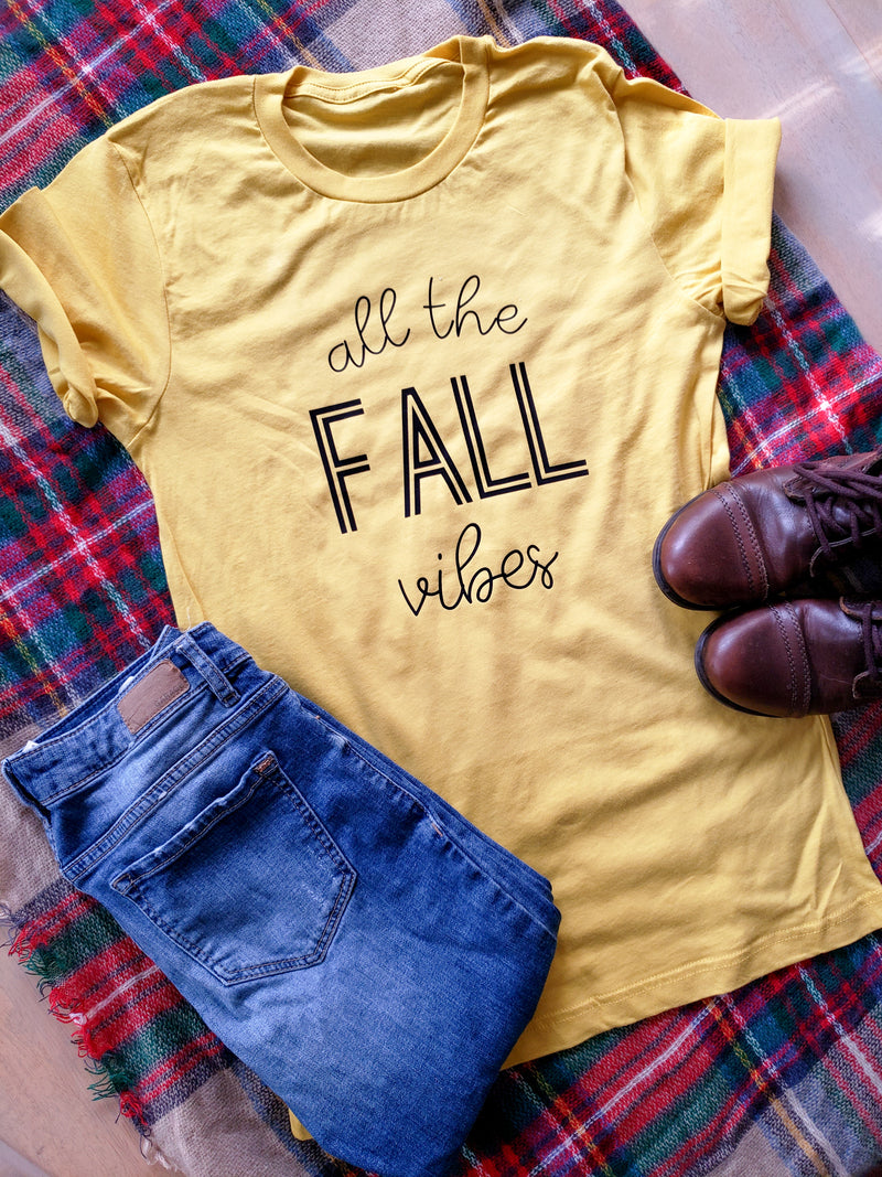 All the Fall Vibes -
