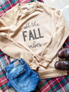 All the Fall Vibes Sweatshirt -
