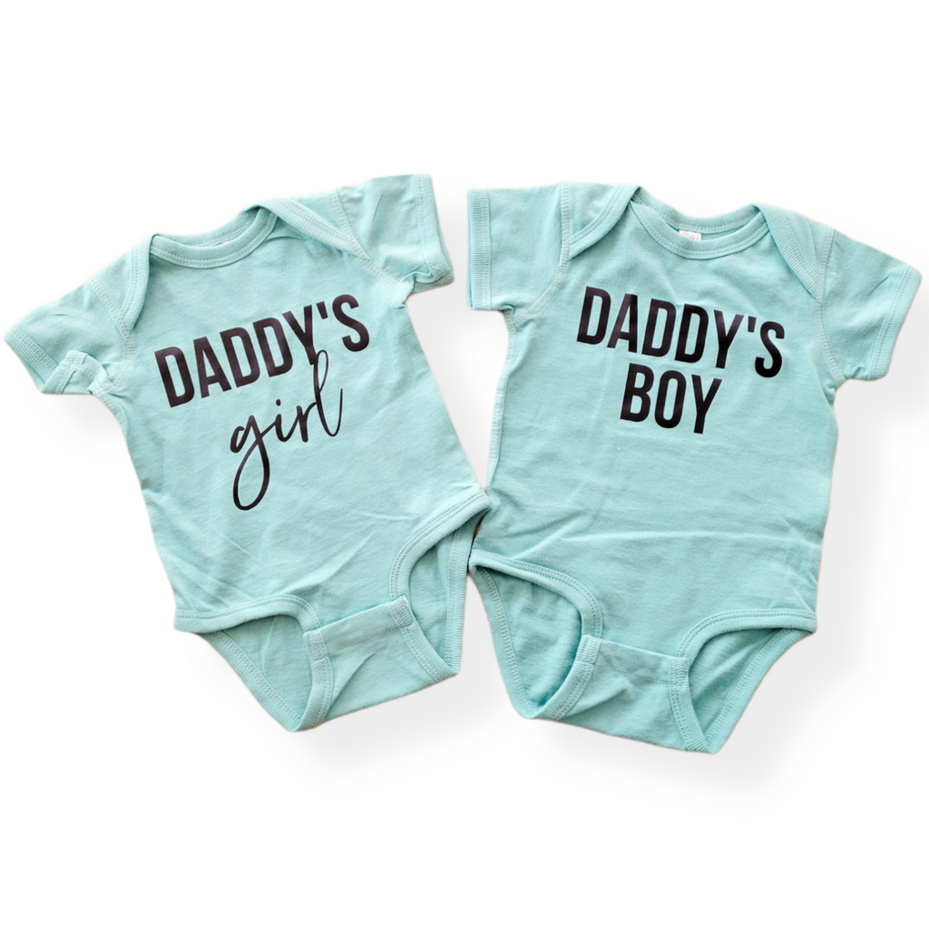 Extra Daddy's Boy / Daddy's Girl Tee