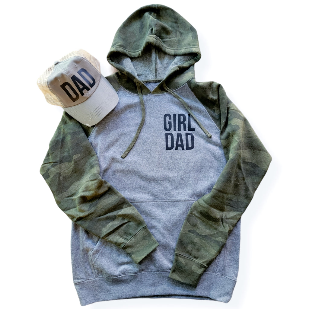The Girl Dad Hoodie