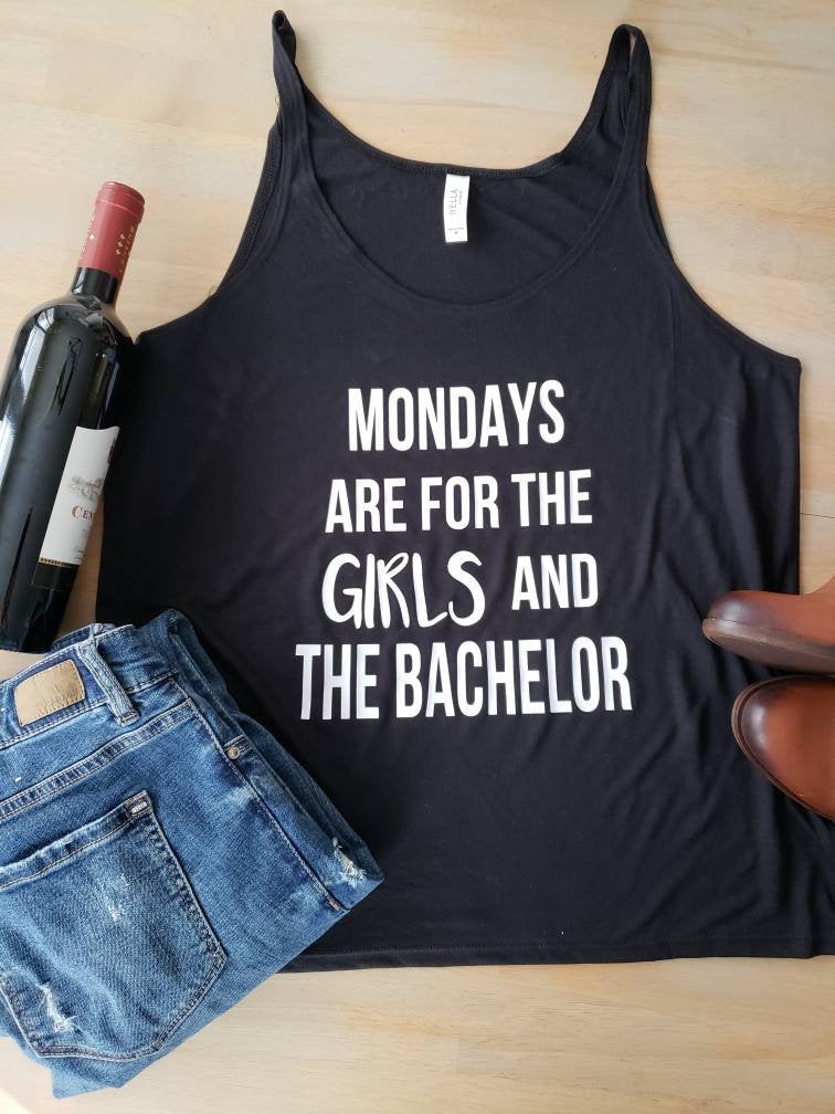 Mondays are for the girls -