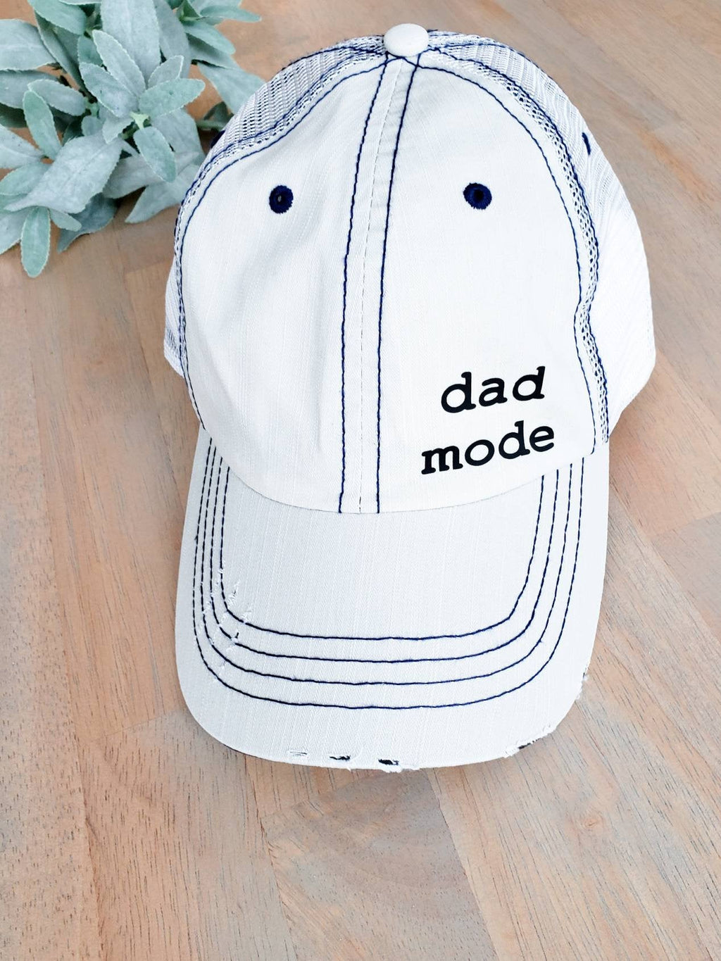Dad Mode Hat • Dad Hat -