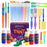 Paint Brush Set - 30 Pieces