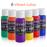 6 Colors Washable Paint Set Made In The USA
