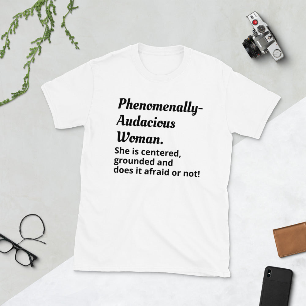 Phenomenal Woman T-Shirt | Women t-shirt